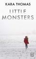 Couverture Little monsters Editions Hauteville (Suspense) 2019