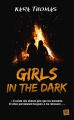Couverture À la nuit je mens / Girls in the dark Editions Castelmore 2021