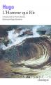 Couverture L'homme qui rit Editions Folio  (Classique) 2020