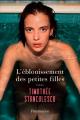 Couverture L'éblouissement des petites filles  Editions Flammarion 2021