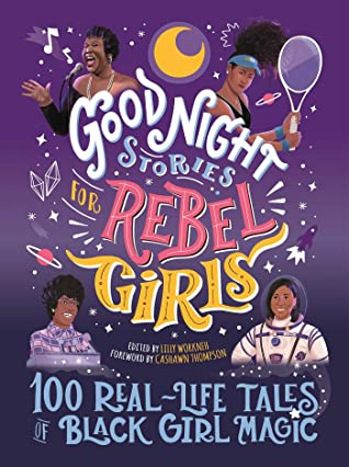 Couverture Good Night Stories for Rebel Girls