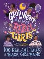 Couverture Good Night Stories for Rebel Girls Editions Autoédité 2021