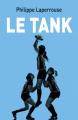 Couverture Le Tank Editions Librinova 2021