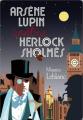 Couverture Arsène Lupin contre Herlock Sholmès Editions Larousse (Petits classiques) 2021