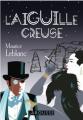 Couverture L'aiguille creuse Editions Larousse (Petits classiques) 2021