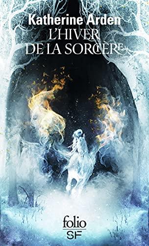 Couverture Trilogie d'une Nuit d'Hiver, tome 3 : L'hiver de la sorcière