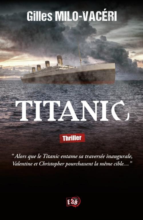 Couverture Les amants du Titanic / Titanic