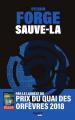 Couverture Sauve-la Editions Fayard (Noir) 2020