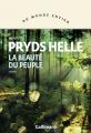 Couverture La beauté du peuple Editions Gallimard  (Du monde entier) 2021
