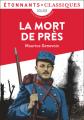 Couverture La mort de près Editions Flammarion (Étonnants classiques) 2021