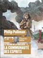 Couverture La trilogie de la poussière, tome 2 : La communauté des esprits Editions Gallimard  (Jeunesse) 2020