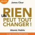 Couverture Un rien peut tout changer ! Editions Audiolib 2020
