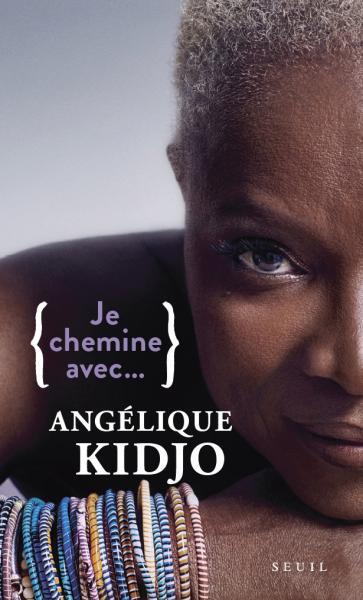 Couverture Je chemine avec... Angélique Kidjo