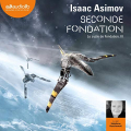 Couverture Fondation, tome 5 : Le Cycle de Fondation, partie 3 : Seconde fondation Editions Audiolib 2019