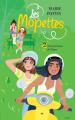 Couverture Les mopettes, tome 2 : À la rescousse de Mauve Editions Les Malins 2021