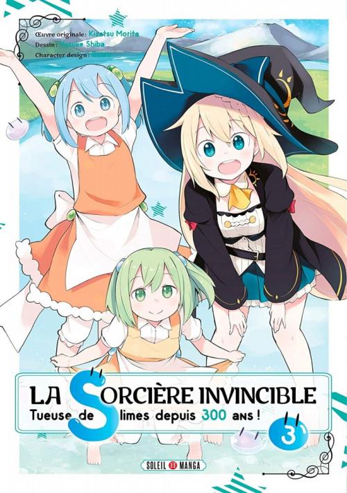 Couverture La Sorcière invincible, tome 3