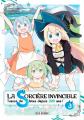Couverture La Sorcière invincible, tome 3 Editions Soleil 2021