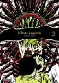 Couverture L'école emportée, édition originale, tome 3 Editions Glénat 2021
