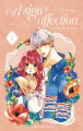 Couverture A sign of affection, tome 1 Editions Akata (M) 2021