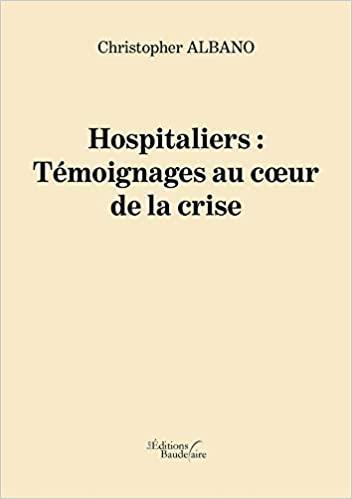 Couverture Hospitaliers : Témoignages au coeur de la crise