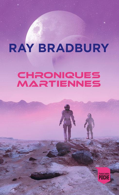 Couverture Chroniques martiennes