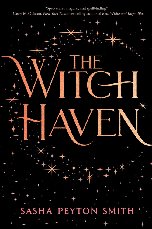 Couverture The Witch Haven