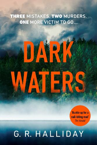 Couverture D. I. Monica Kennedy, book 2: Dark waters