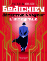 Couverture Bodichiev - Détective à vapeur. L'intégrale Editions Les Moutons Electriques 2021