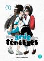 Couverture Mon amie des ténèbres, tome 1 Editions Nobi nobi ! (Shônen kids) 2021