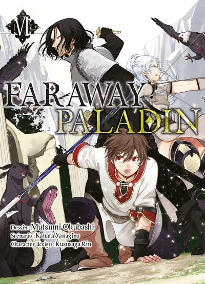 Couverture Faraway Paladin, tome 6