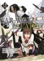 Couverture Faraway Paladin, tome 6 Editions Komikku 2021