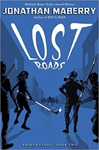 Couverture Lost Roads