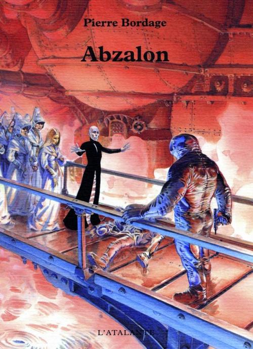 Couverture Le cycle Abzalon, tome 1 : Abzalon