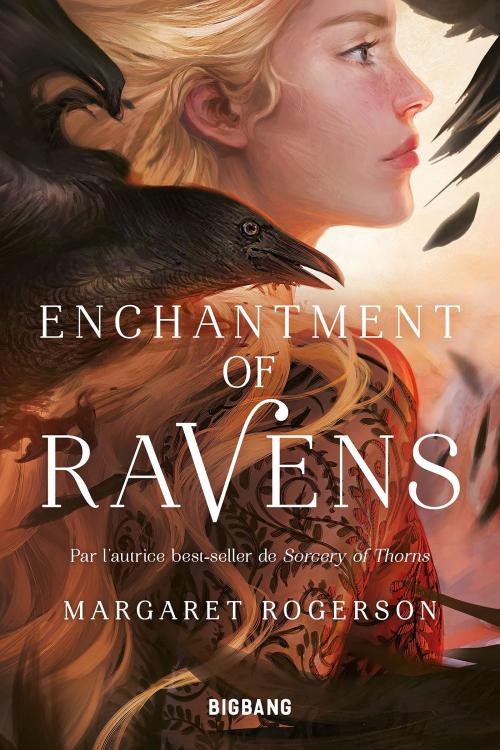 Couverture Enchantment of ravens