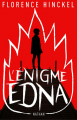 Couverture L'Enigme Edna Editions Nathan 2021