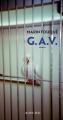 Couverture G. A. V. Editions Actes Sud 2021