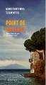 Couverture Point de passage Editions Actes Sud 2021