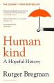 Couverture Humanité, une histoire optimiste Editions Bloomsbury 2021
