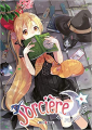 Couverture Sorcière en formation, tome 4 Editions Soleil (Manga - Gothic) 2021