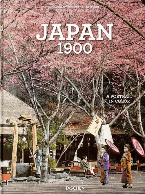 Couverture Japan 1900