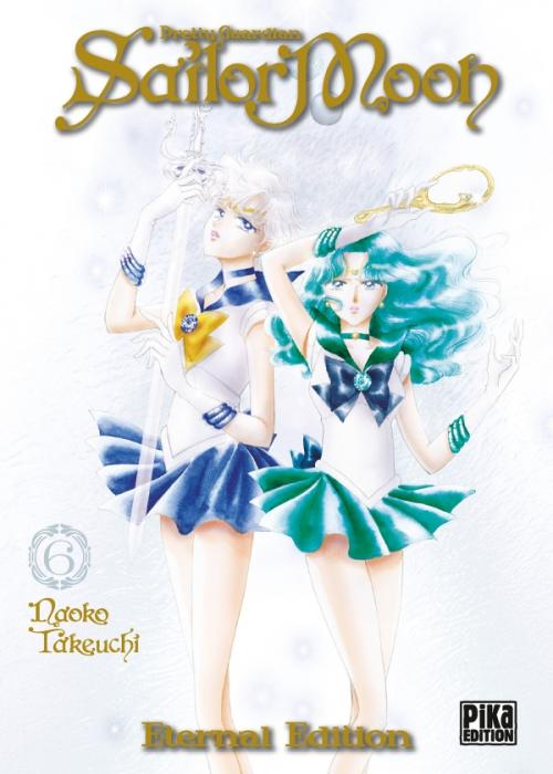 Couverture Sailor Moon : Eternal Edition, tome 06