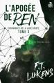 Couverture Les chroniques de la lune brisée, tome 3 : L'apogée de Ren Editions MxM Bookmark (Teen Spirit) 2021
