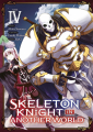 Couverture Skeleton Knight in Another World, tome 4 Editions Meian 2021