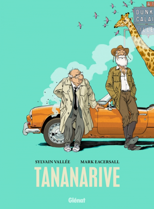 Couverture Tananarive