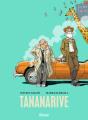 Couverture Tananarive Editions Glénat (1000 feuilles) 2021