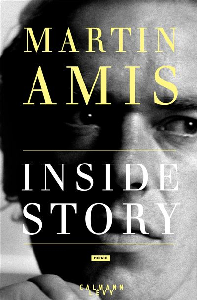 Couverture Inside story