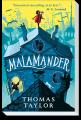 Couverture Les chroniques de Sinistre-sur-mer, tome 1 : Malamander Editions Walker Books (Children's) 2019