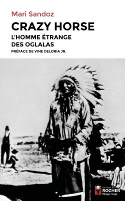 Couverture Crazy Horse