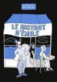 Couverture Le Bistrot d'Emile Editions Gallimard  (Bande dessinée) 2021