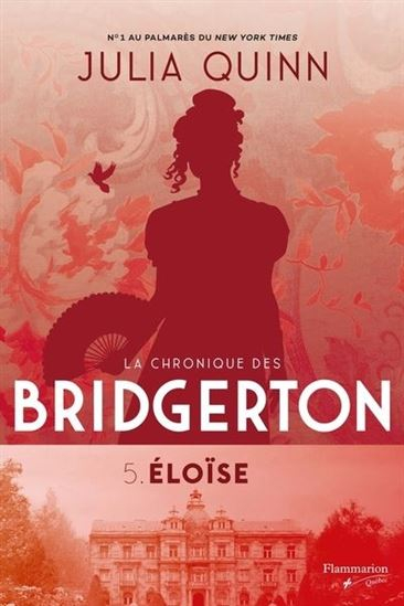 Couverture La chronique des Bridgerton, tome 5  : Eloïse